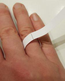 Mäta finger