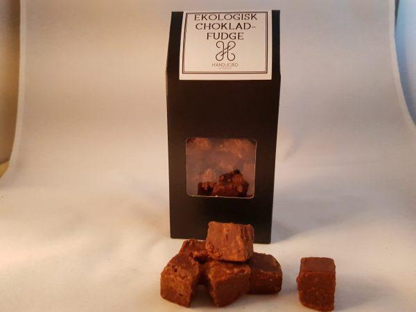 Ekologisk chokladfudge