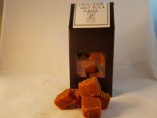 Ekologisk salt kolafudge