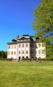 Salsta slottskafé 3-4 oktober kl. 10-16 – Kanelbullens dag!