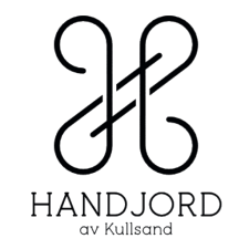 Handjord logga