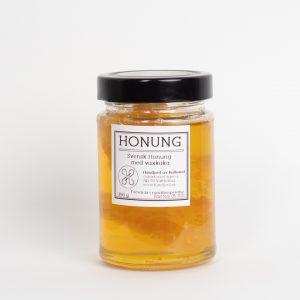 Honung med vaxkaka