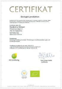 Ekocertifikat
